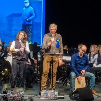 Jubileumconcert Wiejes Cabaret ism de Wijhese Harmonie 2017