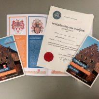 Havezaten Olst-Wijhe – Geschiedenisboekje i.c.m. fietspuzzeltocht — 2019