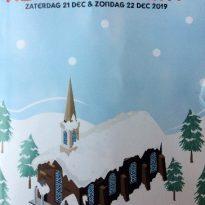 Kerstconcert —  Olster Harmonie / Olster koor NOBIZ / Wijhese koren: Interval en Popkoor Fitis — 2019